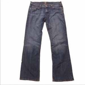 🌺7 For All Mankind Bootcut Jeans